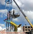 TOBOGANES  CONSTRUIDOS EN BOLIVIA
