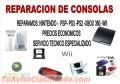 MANTENIMIENTO Y REPARACION DE CONSOLAS
