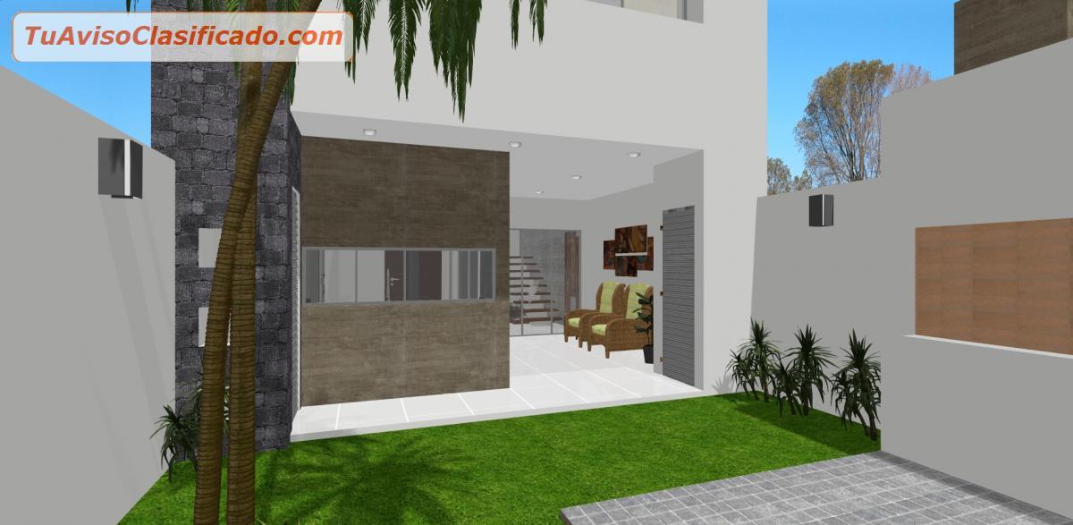 ofresco moderna y hermosa vivienda estilo minimalista