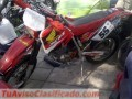 POR NECESIDAD, liquido MOTO HONDA XR 400 CC